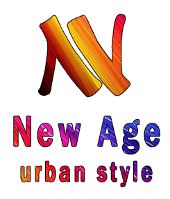 new age tenisówki urban style