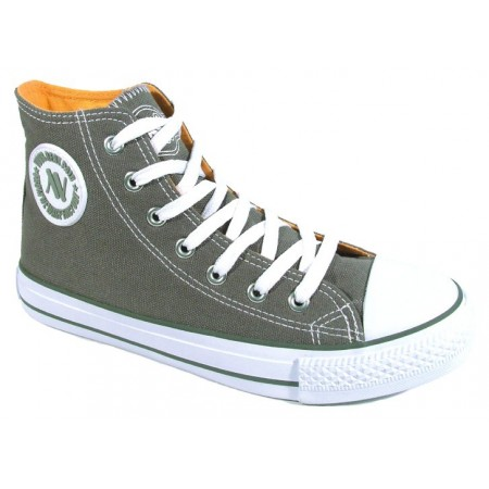 Jasnoszare trampki model 082 Grey