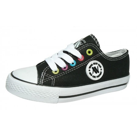 083 Kids Black Colorful