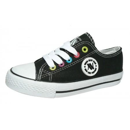 083 Kids Black Colorful