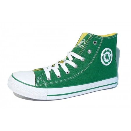 Trampki New Age 082 dark green
