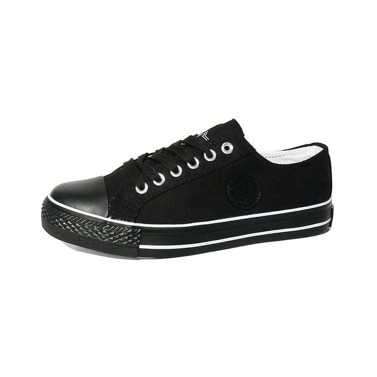 Czarne trampki 083 Full Black