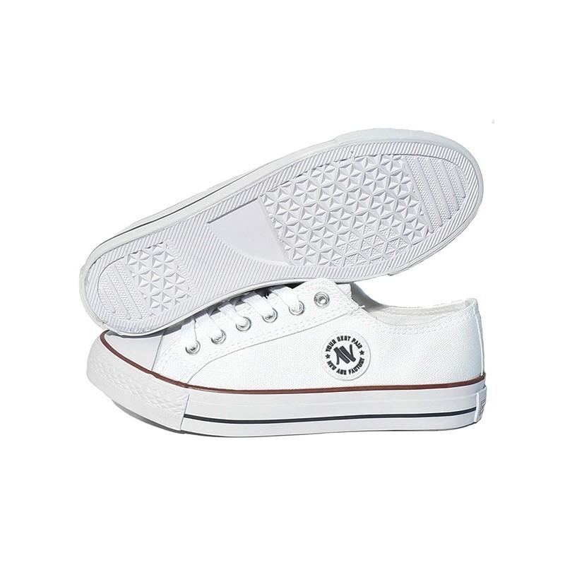 9445411ebe10d Białe trampki 083 white