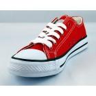 Czerwone trampki 083 Red2